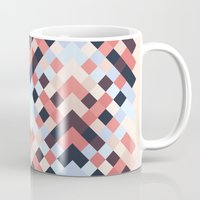 coral Mugs featuring CORAL by Sorbetedelimon