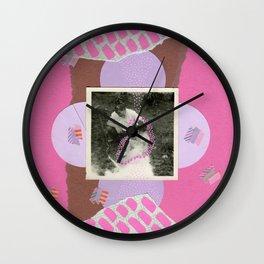Emotional Erosion Wall Clock