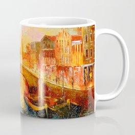 In the evening in Amsterdam Coffee Mug