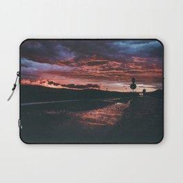 Sunset After Rain Laptop Sleeve