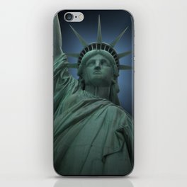New York Souvenir iPhone Skin