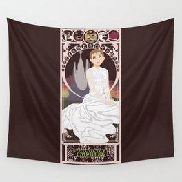 Childlike Empress Nouveau - Neverending Story Wall Tapestry
