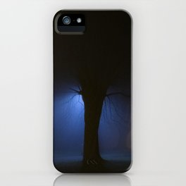 A Ghostly Tree iPhone Case