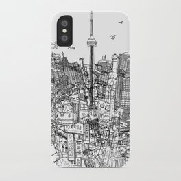 Toronto! (version #2) iPhone Case