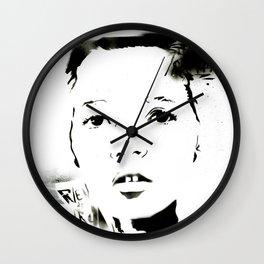 Rien/Moss  Wall Clock