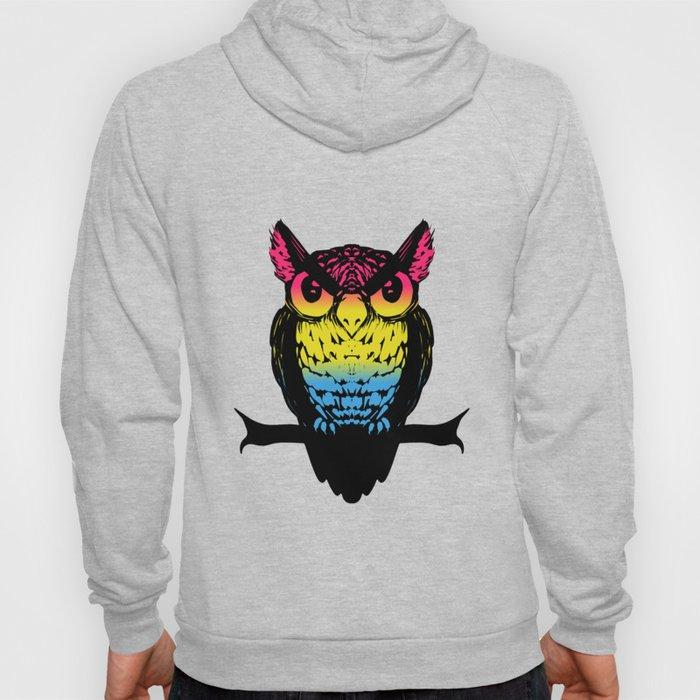 Pan Owl Hoody