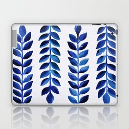 Tropical Indigo Laptop & iPad Skin