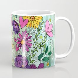 Purple Plum Parfait Coffee Mug