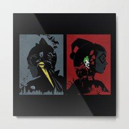 Super Hero 14 Metal Print
