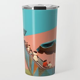 All aboard! Travel Mug