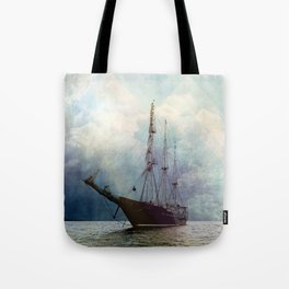 Fernweh for distant lands [expedition to Galapagos] Tote Bag