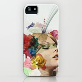 I am your girl iPhone Case