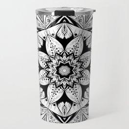 """""""Flower"""" mandala Travel Mug"""