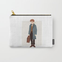 Newt Scamander Carry-All Pouch
