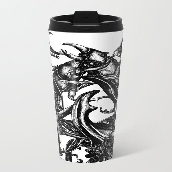 The Riot : Bugs Metal Travel Mug