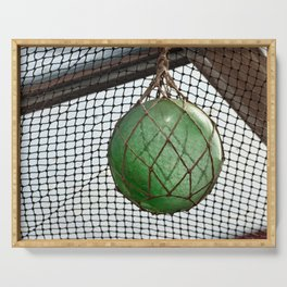 FISHING NET - ISLE of RUEGEN Serving Tray