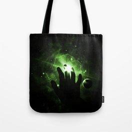 Reach I Tote Bag