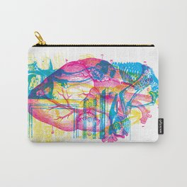 Andreae Vesalii Montage Carry-All Pouch
