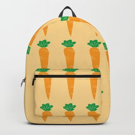 carrots pattern Backpack