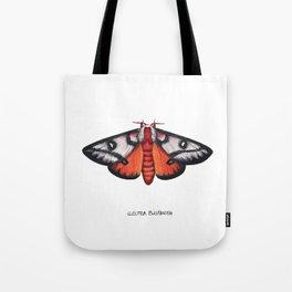 Electra Buckmoth  (Hemileuca electra) Tote Bag