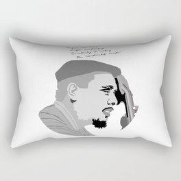 Hard bop Rectangular Pillow