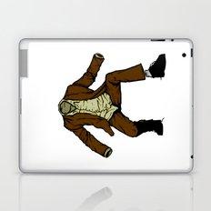 el hombre invisible Laptop & iPad Skin