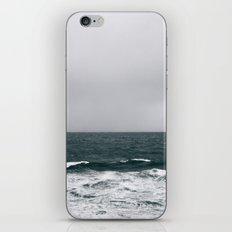 Waves IV iPhone & iPod Skin