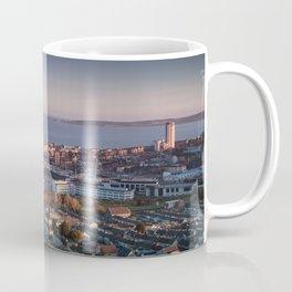 Swansea city south Wales Coffee Mug