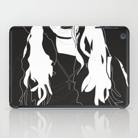 coven iPad Cases featuring Cross by Anna McKay