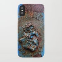 magic the gathering iPhone & iPod Cases featuring gathering by Zombling