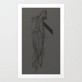 Proibida 2 Art Print