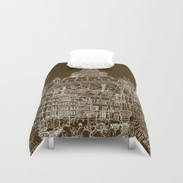 Paris! Duvet Cover