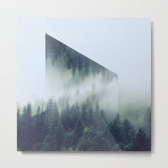 I'd swear I could touch it and it would be real.  Metal Print