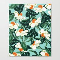 Canvas Prints featuring Royal Florals #society6 #decor #buyart by 83 Oranges™