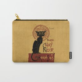 Le Chat Noir Carry-All Pouch