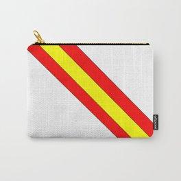 Flag of spain 7-spain,espana, spanish,plus ultra,espanol,Castellano,Madrid,Barcelona Carry-All Pouch