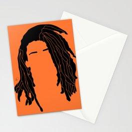 light orange Stationery Cards