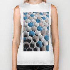 Honeycomb Biker Tank