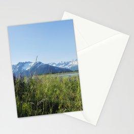 Along the Seward Highway, No. 1 Stationery Cards