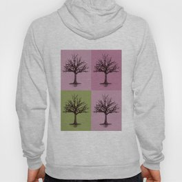 Tree Collage Hoody