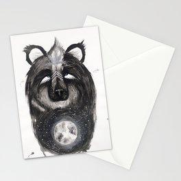 Selene the Moon Bear. Stationery Cards
