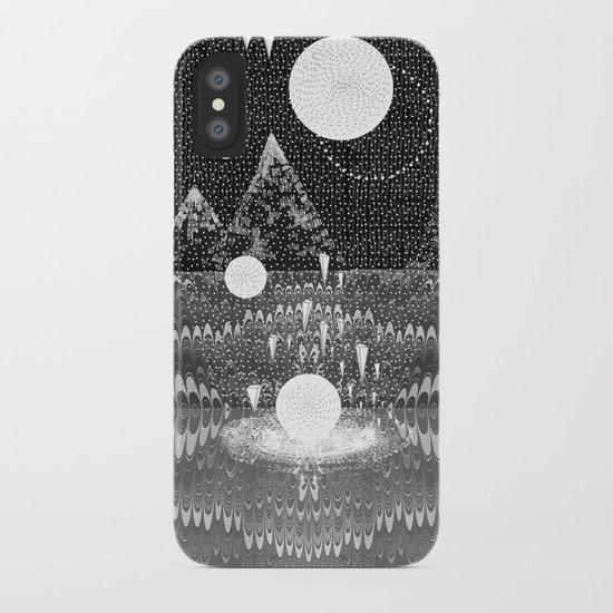 Tomorrow Bear iPhone Case