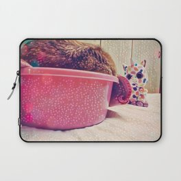 Some Friends have to Walk On Four Legs, Just So They Can Carry Around Such Big Hearts Laptop Sleeve
