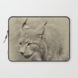 beautiful lynx Laptop Sleeve