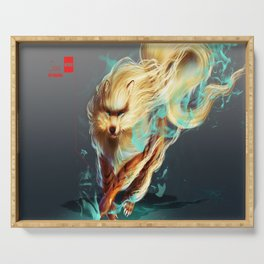 Spera'a Arcanine Serving Tray
