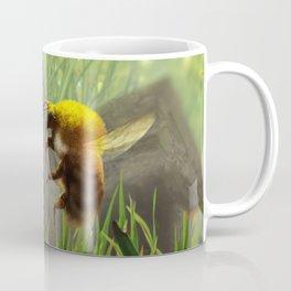 Faerie and Bee Coffee Mug