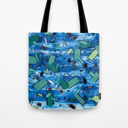 Undefined Time Tote Bag