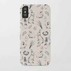 Easter Joy Slim Case iPhone X