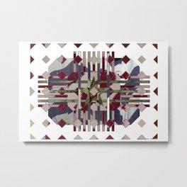 Flannel 05a Metal Print
