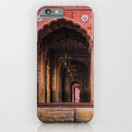 Badshahi Mosque iPhone Case